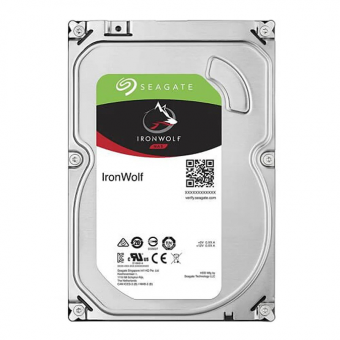 SEAGATE IRONWOLF HDD 3TB ST3000VN007