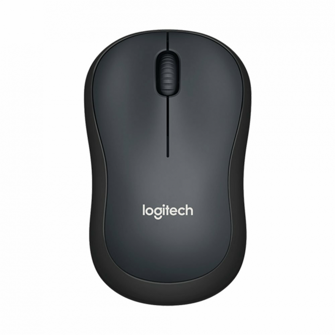 LOGITECH WIRELESS MOUSE M221 SILENT BLACK